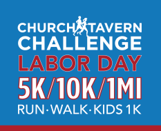 5K/10K/1MI Run or Walk - Church Tavern Challenge (CTC)