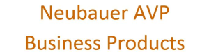 Neubauer AVP Business Products
