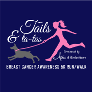 Atria Tails & Tatas Breast Cancer Awareness Virtual 5k Run/Walk
