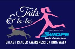 Tails & Tatas Breast Cancer Awareness 5k Run/Walk