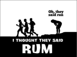"""I Thought They Said RUM"" FREE 5K Fun Run"