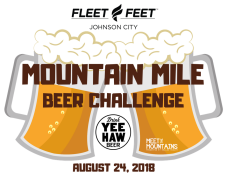 Mountain Mile Beer Challenge