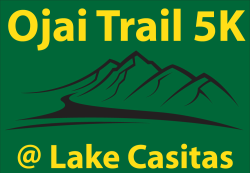 Ojai Trail 5K at Lake Casitas