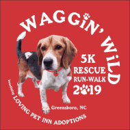 Waggin' Wild 5k