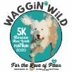 Waggin' Wild 5k & Fun Run