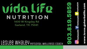 Vida Life Nutrition