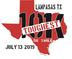 Toughest 10K in Texas