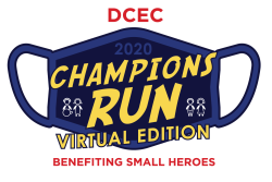 The Champions Run - VIRTUAL EDITION presented by Panagakos Asphalt Paving