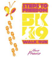 Steps To Freedom 5K