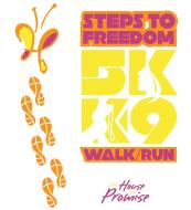 Steps To Freedom 5K