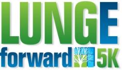 Greensboro LUNGe Forward 5K