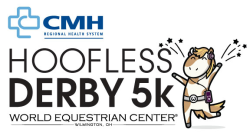 CMH HOOFLESS DERBY 5K @ WORLD EQUESTRIAN CENTER