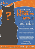 11th Annual Race for the Rescues 5K Run/Walk with your Dog