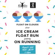 Ice Cream Float Run with On Running (RAC MTP)