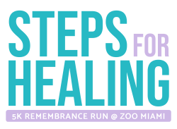 Steps For Healing 5K Remembrance Run, Benefiting the Children's Bereavement Center