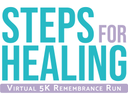 Steps For Healing Virtual 5K Remembrance Run, Benefiting Children's Bereavement Center