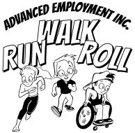 Advanced Employment's 1st Fun Run/Walk/Roll
