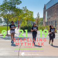 2nd Annual Dispelling Myths 5K