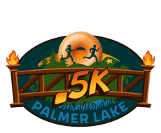 """The Palmer Lake .5K (Yes """"Point"""" 5)"""