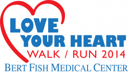 Bert Fish Love Your Heart 5k Run/Walk