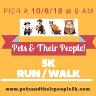 Hoboken Pets and People 5K Run/Walk