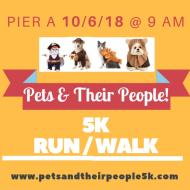 Hoboken Pets and People 5K Run/Walk