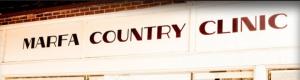 Marfa Country Clinic