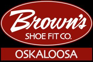 Brown's Shoe Fit Oskaloosa