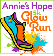 Annie's Hope Glow Run