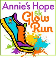 Annie's Hope Glow Run