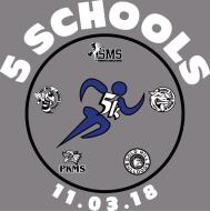 5 Schools 5K