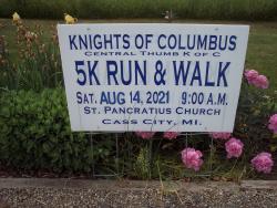 KC 5K Run / Walk & 1 Mile Exercise Walk For Local Food Pantries