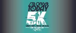 Stronger Today 5K 2020: 50 State Challenge
