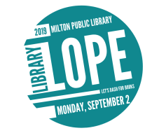 Library Lope: Let's Dash for Books