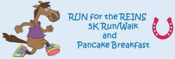 Run for the Reins - 5K Run/Walk and Pancake Breakfast