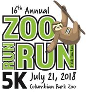 Columbian Zoo Run Run 5K