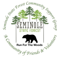 Seminole State Forest  -- Run for the Woods