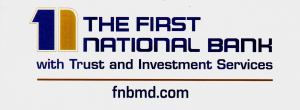 First Nationl Bank of Mount Dora