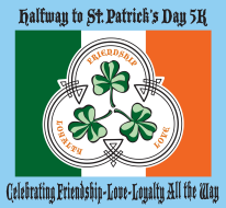 Halfway to St Patrick's Day 5k (5th Annual)
