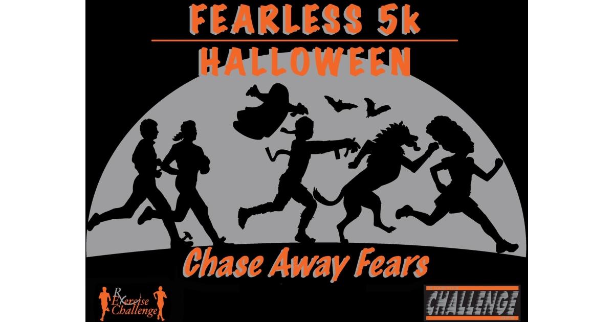 Halloween Events 2020 55369 Halloween Fearless 5K (12th Annual)