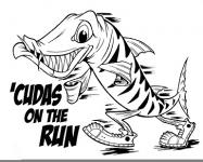 Barclay Farm Aquatics Team 5th Annual 'Cudas on the Run 5k Run & 2 Mile Walk & Kids Fun Run