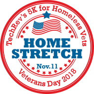 Home Stretch 5K for Homeless Vets