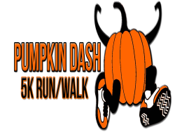 Pumpkin Dash Virtual 5K Run & Walk