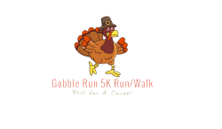 Gobble Run 5K Run & Walk--> Cancelled Due to Low Registration