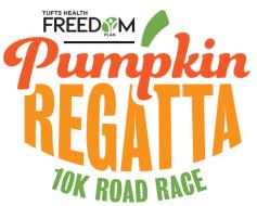 Tufts Health Plan Goffstown Pumpkin Regatta 10k
