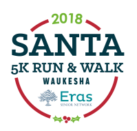 Waukesha 5K Santa Run & Walk