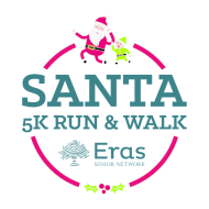 Eras' Virtual 5K Santa Run and Walk