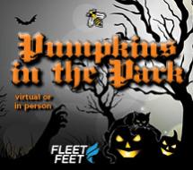 Pumpkins In The Park 5K & Kids 1/2 Mile