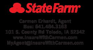 State Farm Insurance - Carmen Erhardt