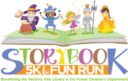 2018 Storybook 5K and Fun Run